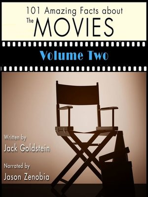 cover image of 102 Amazing Facts about the Movies, Volume 1
